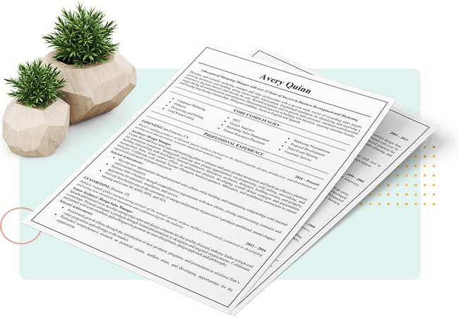 What To Look For In A Good Resume Template